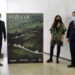 La Itzulia presenta el cartel de la edición de este año elaborado por la artista navarra Miren Asiain Lora