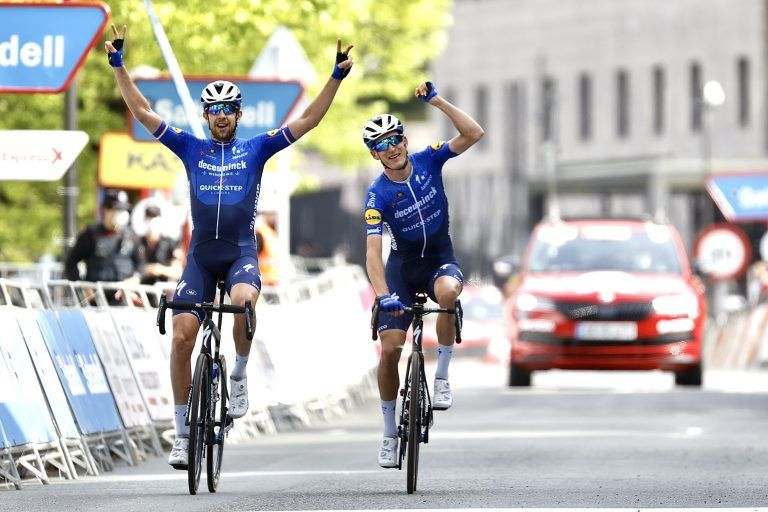 Mikkel Honoré wins the 5th Stage of Itzulia 2021