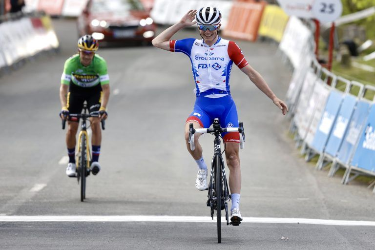 Roglic wins the 2021 Itzulia